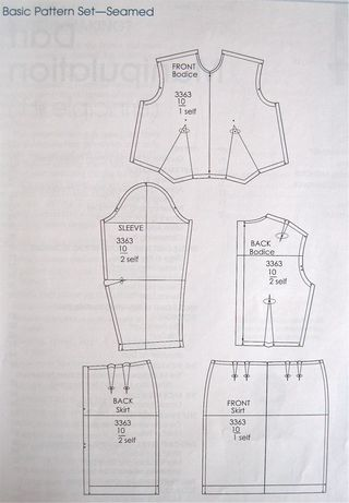 Basic Pattern Set